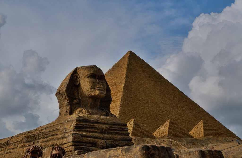 Cairo Day Tour from Marsa Alam by Flight
