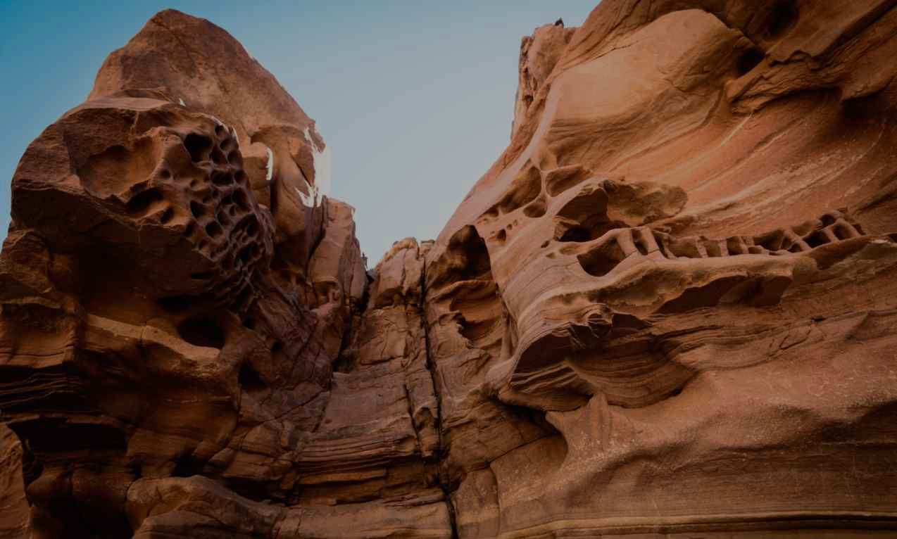 Colored Canyon Tour from Dahab