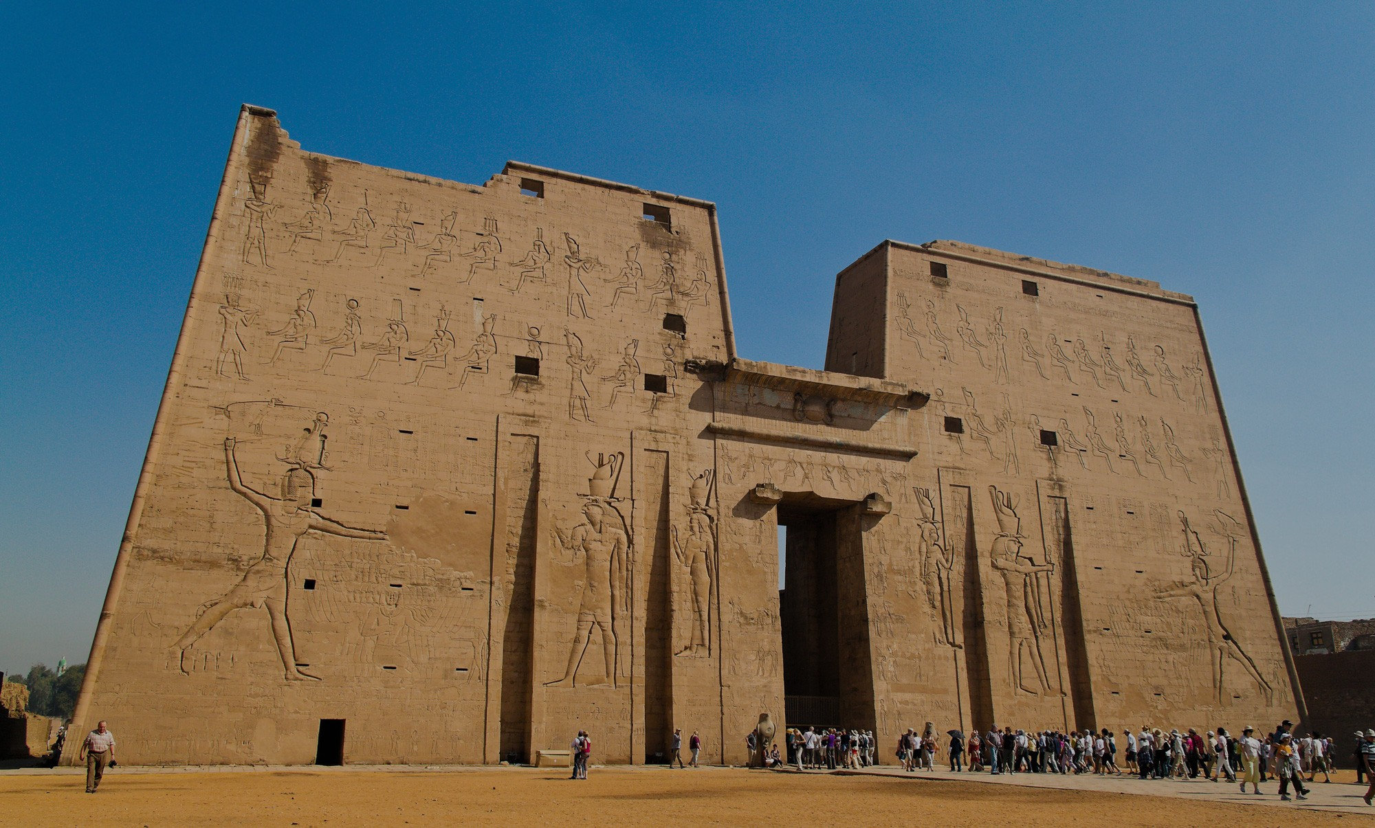 Day Tour to Edfu and Kom Ombo