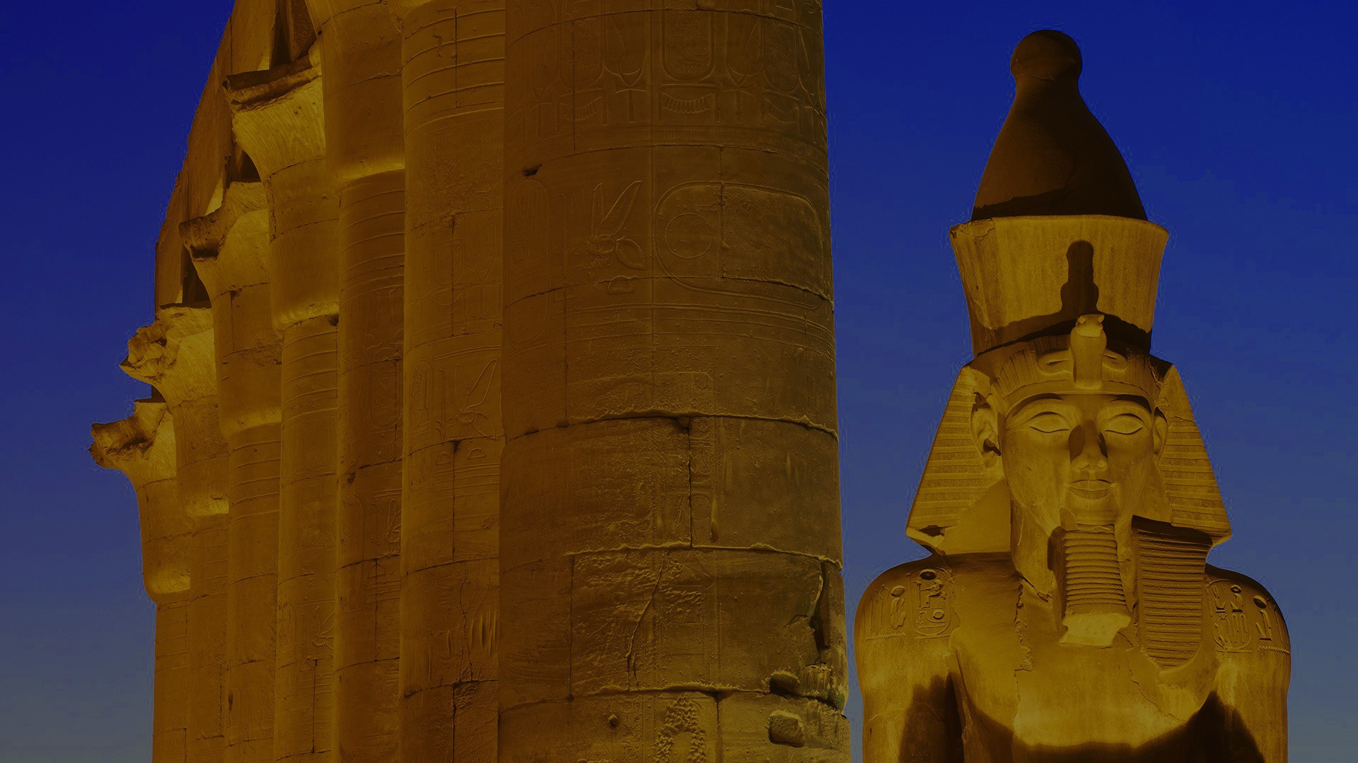 Luxor Day Tour from Aswan By Bus