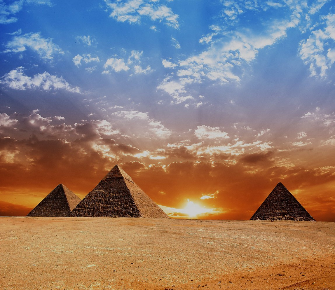 pyramids, The Nile Tour Package