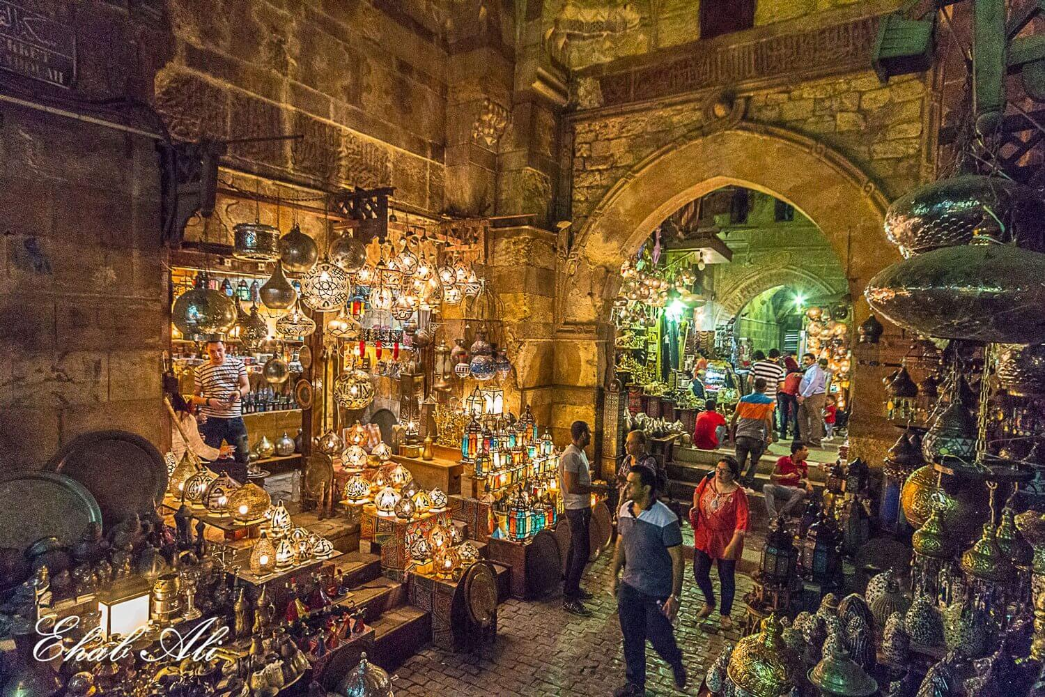 Khan el Khalili, 8 Days Egypt luxury tour